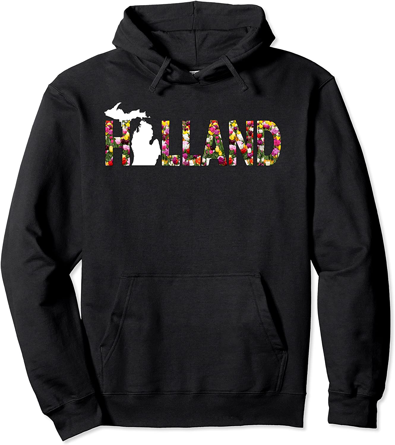 Holland Michigan Large Selling discharge sale Tulip Pullover Hoodie