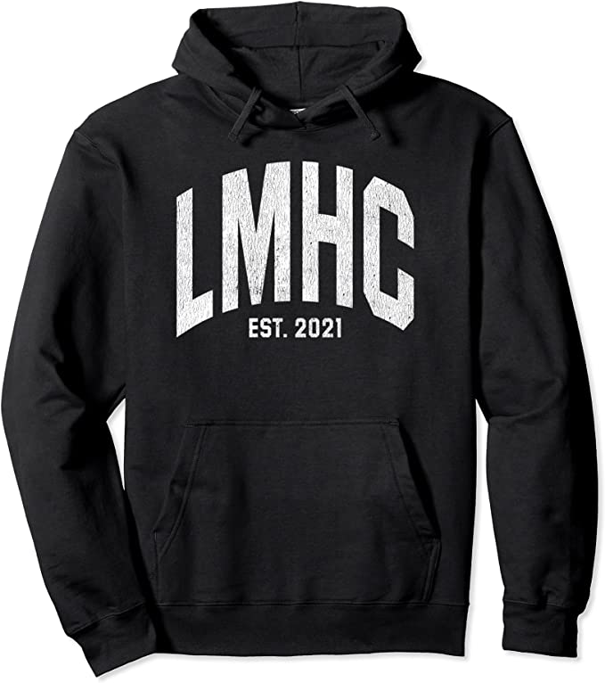 Amazon.com: LMHC Licensed Mental Health Counselor 2021 ...