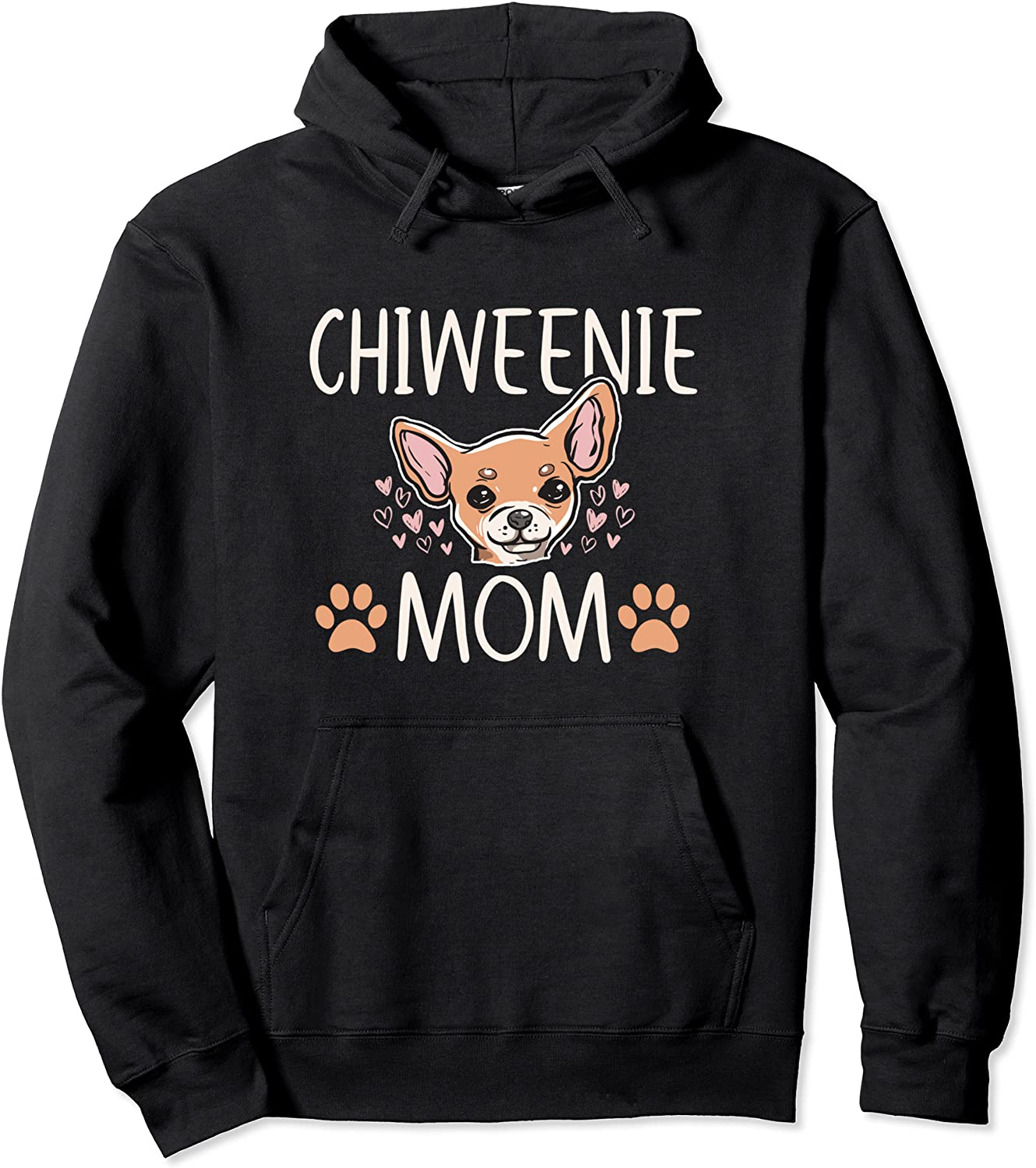 Sales Max 55% OFF Chiweenie Mom Chihuahua Cute Dog Owner Love Gift Lover Pullover