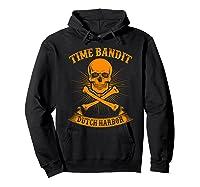 Time Bandit Dutch Harbor Shirts Hoodie Black