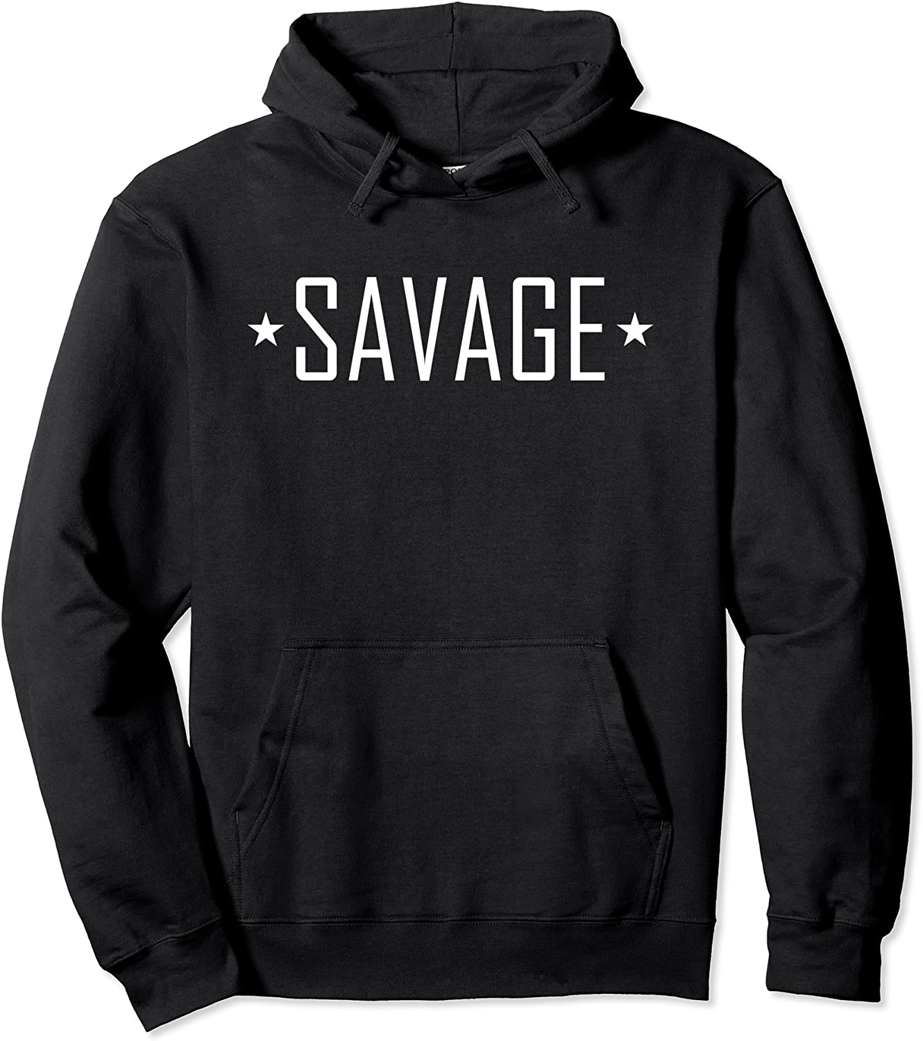 Savage Pullover Hoodie Max 79% OFF excellence