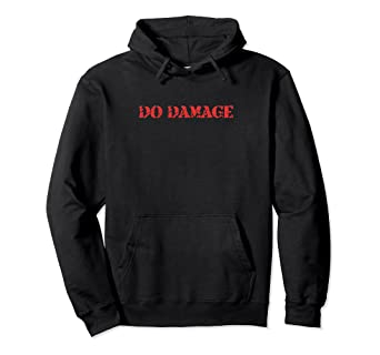 1beffaf0 Image Unavailable. Image not available for. Color: Do Damage Hoodie Gift  for Boston Baseball Fans