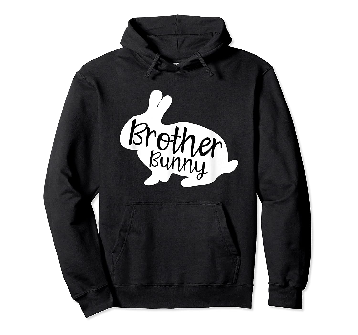 Brother Bunny Cute Rabbit Family Easter Gift Shirts Unisex Pullover Hoodie