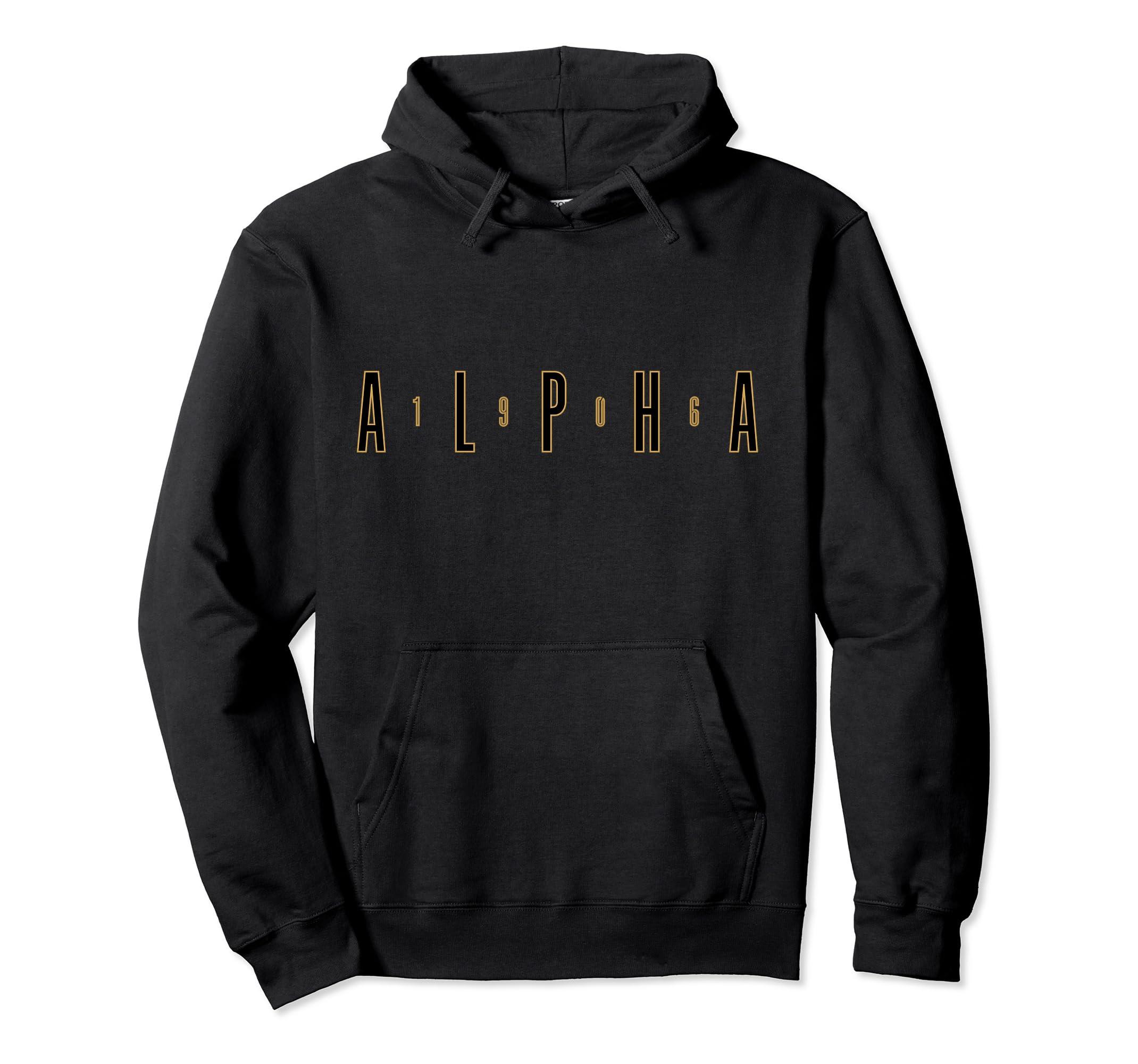 Alpha Phi Alpha Hoodie-Veotee