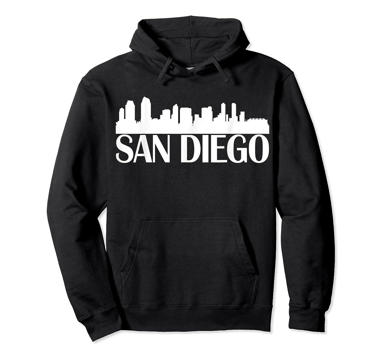 San Diego City Skyline Hot 2019 T Shirt Unisex Pullover Hoodie
