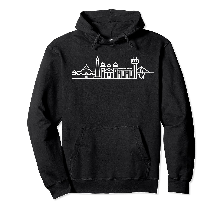 Mibo City Ciudad Zulia Sol Shirts Unisex Pullover Hoodie