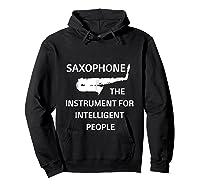 Saxophone Player Music Jazz Edition Shirts Hoodie Black