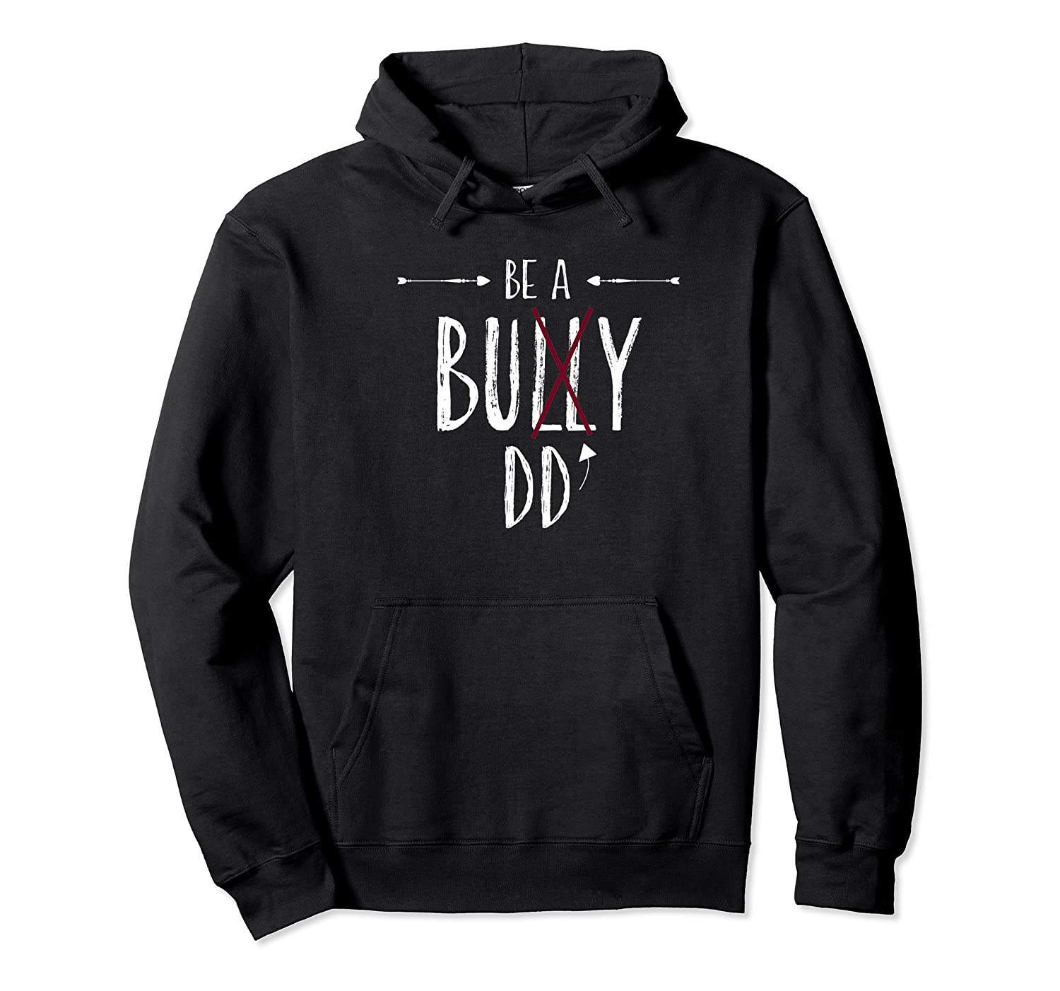 Be A Buddy Not A Bully Graphic For Teas And Counselors Premium T-shirt Unisex Pullover Hoodie