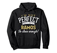 Ramos Family Reunion Shirts Hoodie Black