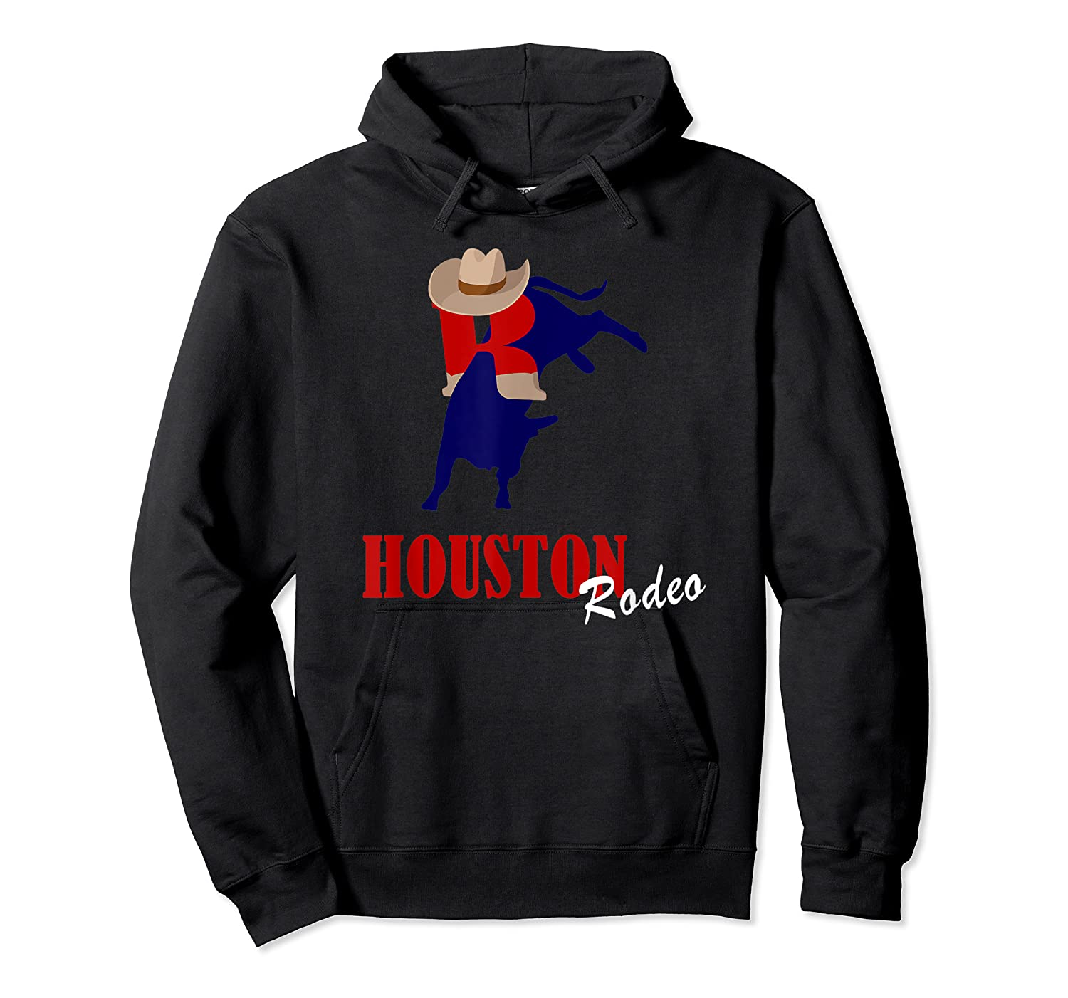 Rodeo 2019 T Shirt Houston Rodeo Cowboy Unisex Pullover Hoodie