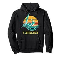 Catalina Souvenir Island California Shirts Hoodie Black