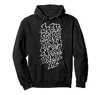Grafi Tag Lettering Abc B-boy Streetart Urban Art T-shirt Hoodie Black