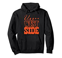 Upper West Side Grocery Store Tribute T Shirt Hoodie Black