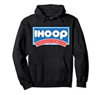 Ihoop Buckets For Breakfas Fun Basketball Shirts Hoodie Black