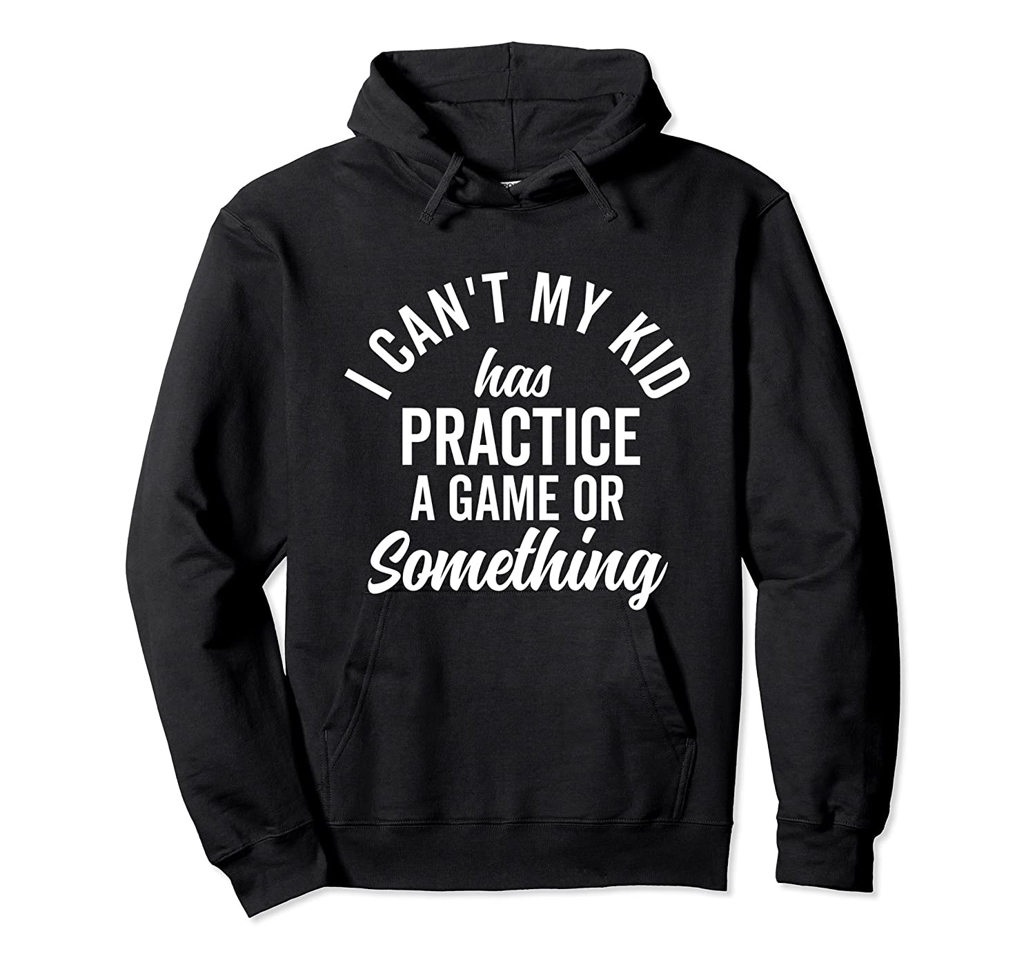 I Can't My Has Practice Shirt Busy Family Vintage (dark) Unisex Pullover Hoodie