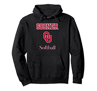 Amazon.com  Oklahoma Sooners Softball Hoodie - Apparel  Clothing 0d6ed54fd