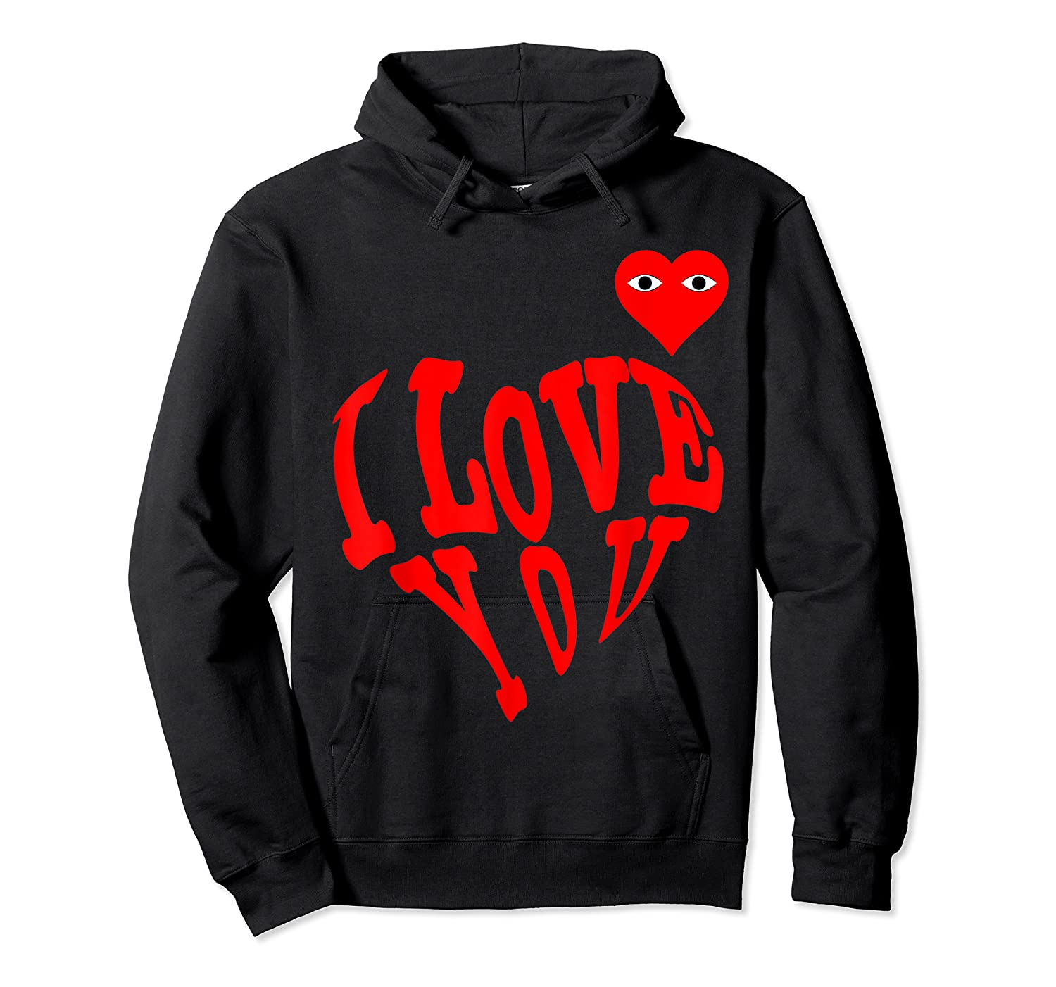 Heart For Comme Lovely In The Des Gift T-shirt Of Garcon Tee Unisex Pullover Hoodie