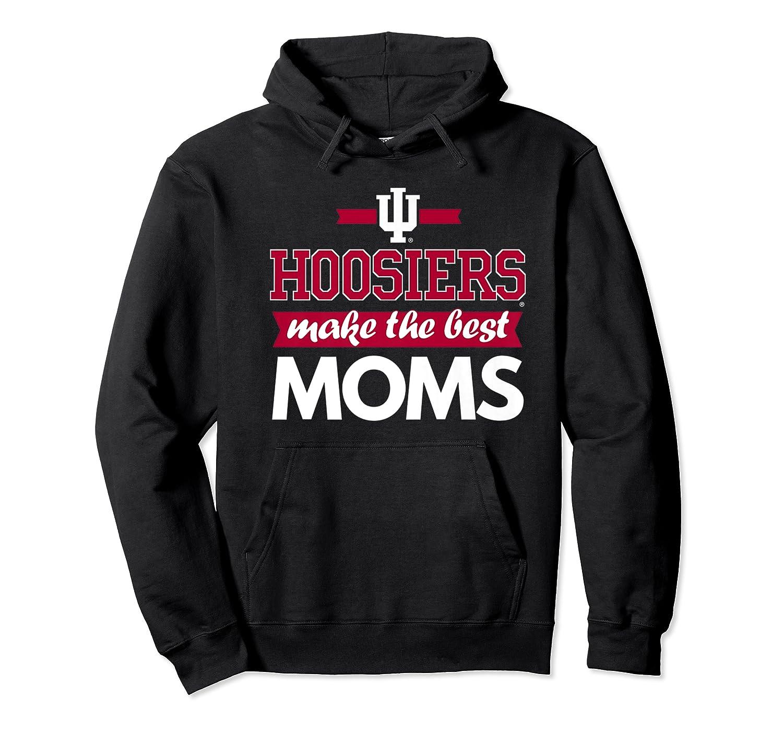 Indiana Hoosiers Indiana University Best Moms Shirts Unisex Pullover Hoodie
