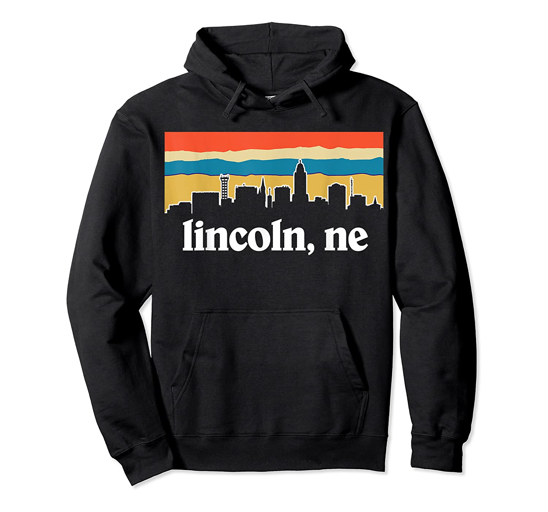 Lincoln Nebraska Shirt Unisex Pullover Hoodie