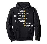 Grandma Crossword Definition Meaning Nana Funny Gift Shirt Hoodie Black