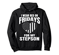 Deployed Stepson Homecoming Shirts Hoodie Black