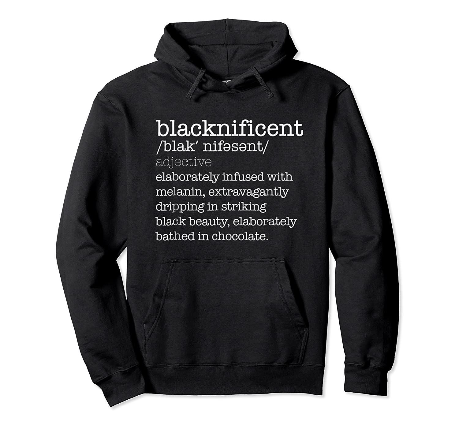 Dictionary Black History Month Pride Shirts Unisex Pullover Hoodie