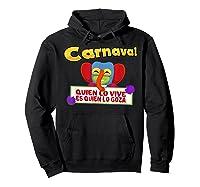 Carnaval De Barranquilla Marimonda T Shirt Hoodie Black