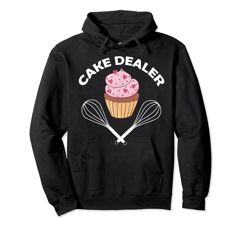 Cake Dealer Cake Dealer Shirts Unisex Pullover Hoodie