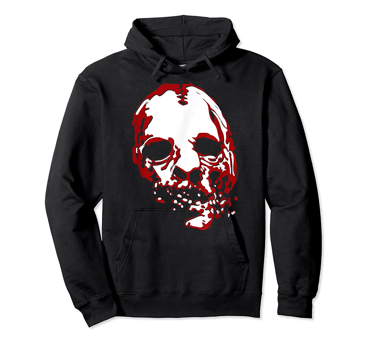 American Horror Story Asylum Bloody Face Shirts Unisex Pullover Hoodie