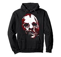 American Horror Story Asylum Bloody Face Shirts Hoodie Black