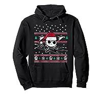 Nightmare Before Christmas Holiday Shirts Hoodie Black