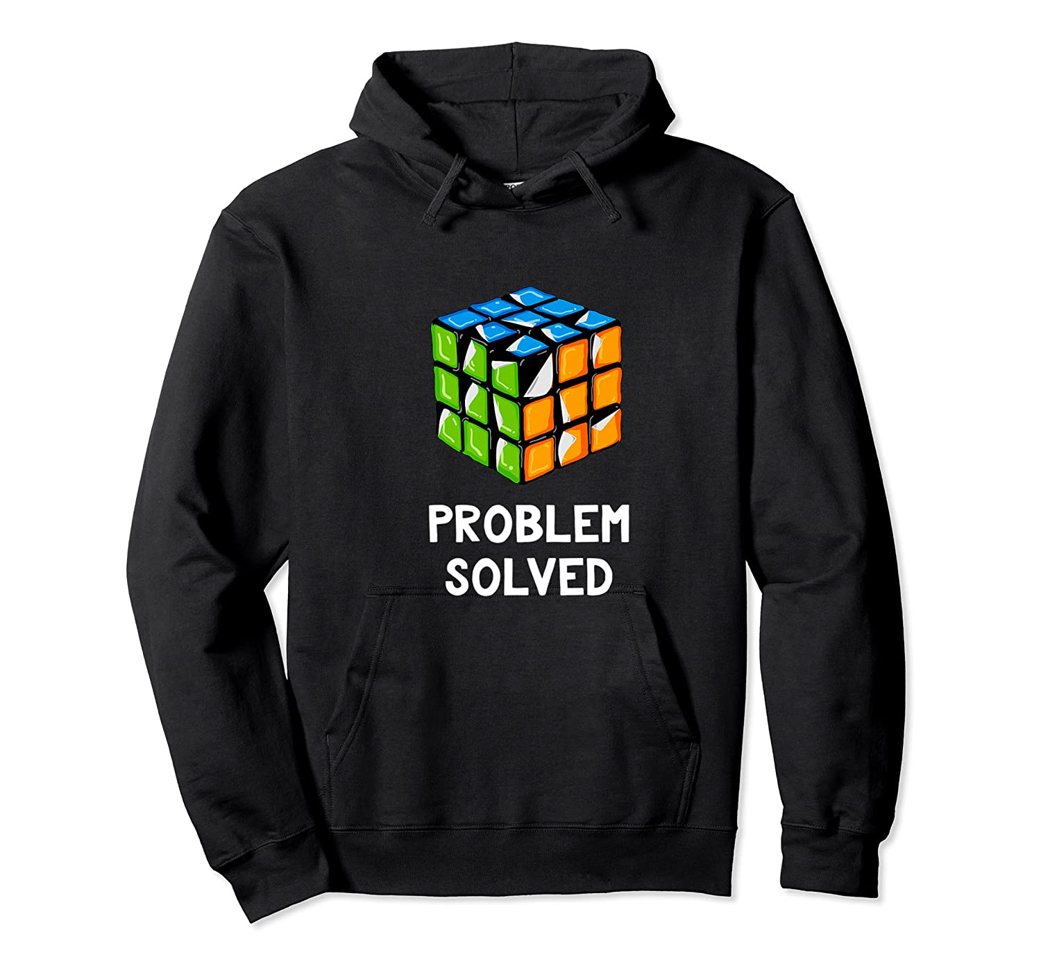 Problem Solved - Rubic Cube Premium T-shirt Unisex Pullover Hoodie