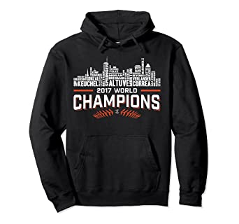 Amazon.com  Jose Altuve Houston Astros - Champions Hoodie - Apparel ... 2baa9a3ca