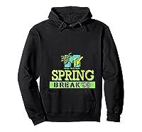 Best Of Mtv Spring Break 93 Classic Logo T-shirt Hoodie Black