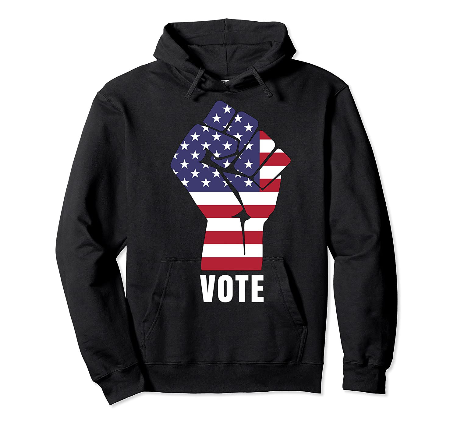 Vote Political Patriotic Rise Up And Vote Gift Shirts Unisex Pullover Hoodie