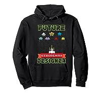 Video Game Designer Gamer S Gaming Shirts Hoodie Black