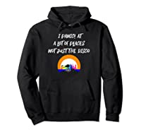 Panic At A Lot Of Places Not Just The Disco Shirts Hoodie Black
