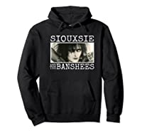 Siouxsie And The Banshees Siouxsie Sioux Premium T Shirt Hoodie Black