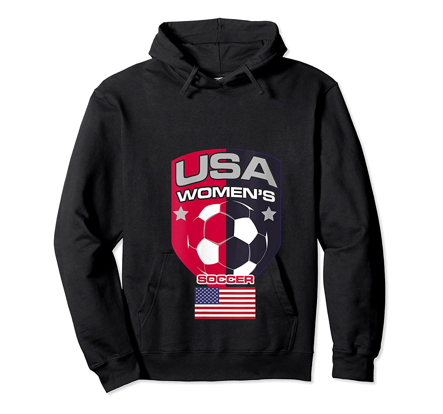 Soccer 2019 Usa Team Championship Cup Shirts Unisex Pullover Hoodie