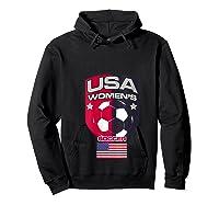 Soccer 2019 Usa Team Championship Cup Shirts Hoodie Black