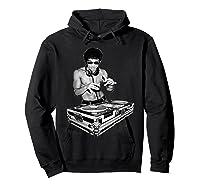 Bruce Dj By Bruce Shirts Hoodie Black