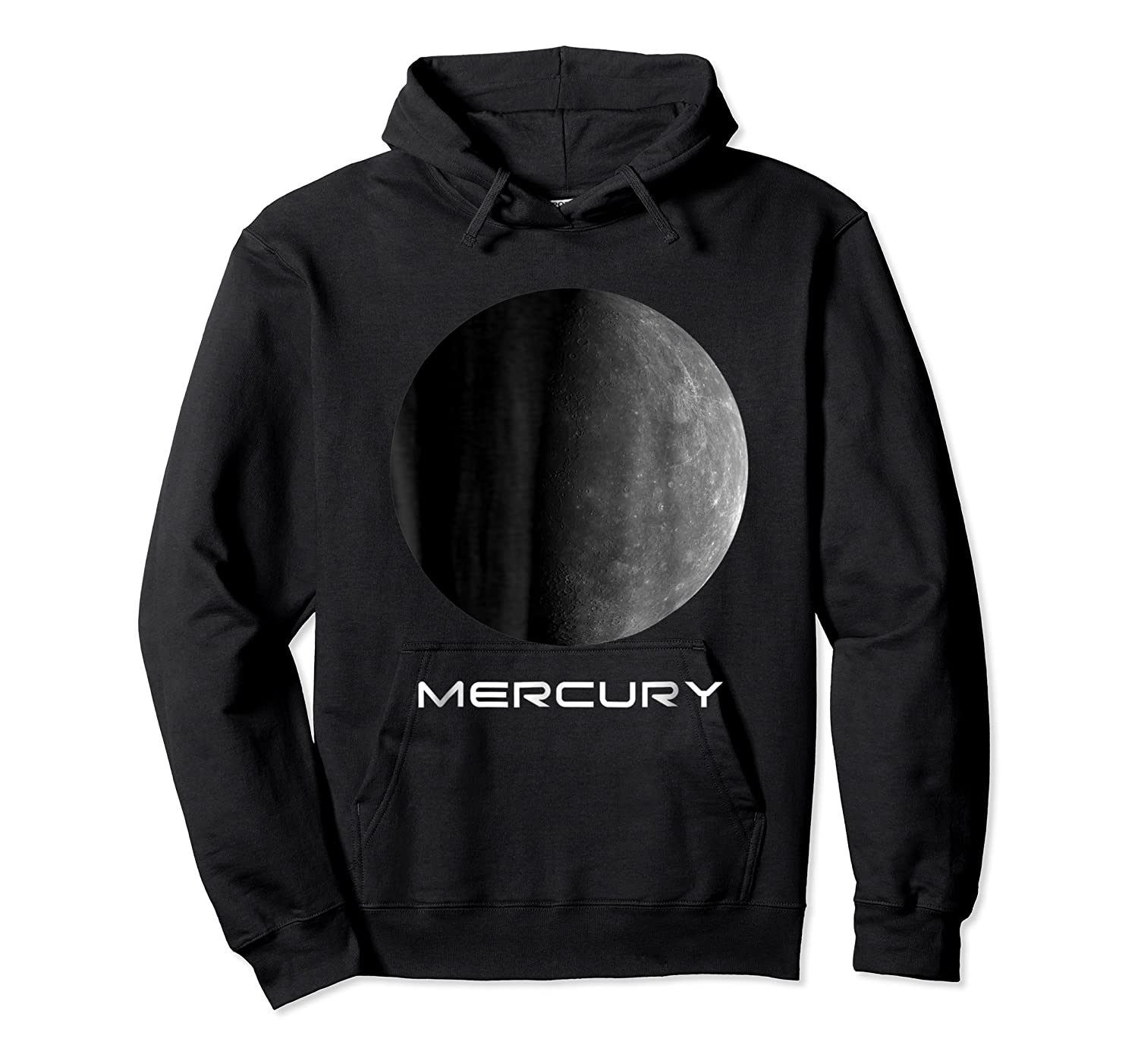 Mercury Perfect Gift For Astronomy Or Space Lovers Shirts Unisex Pullover Hoodie