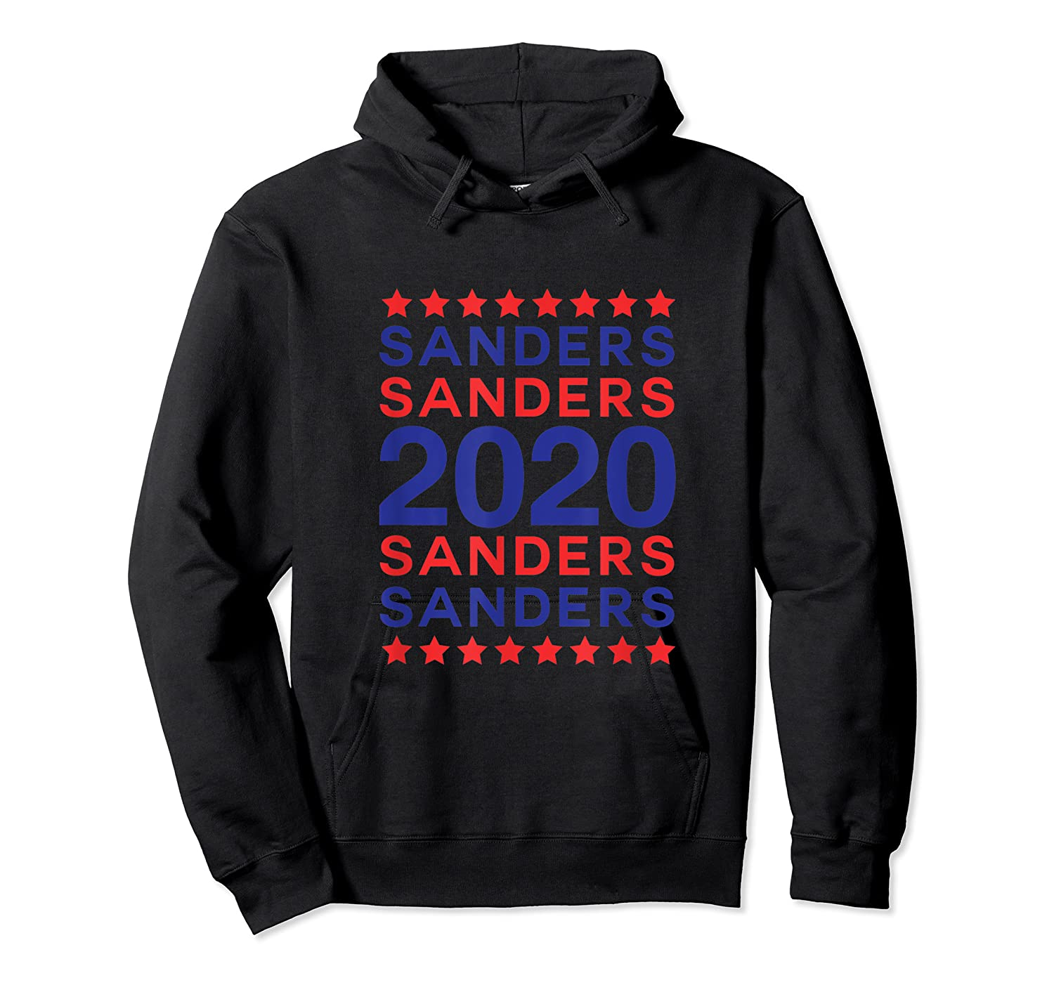 Sanders 2020 Democrat Party Campaign Usa President Election T-shirt Unisex Pullover Hoodie