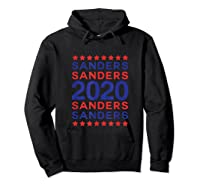 Sanders 2020 Democrat Party Campaign Usa President Election T-shirt Hoodie Black