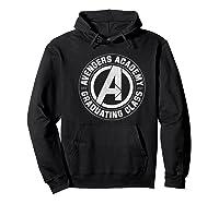 Marvel Avengers Academy Graduating Class Of 2019 Premium T-shirt Hoodie Black