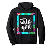 Funny Free Woman T Shirt Frame Of Flora And Fauna Hoodie Black