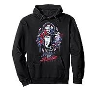 Suicide Squad Harley Quinn Bad Girl Shirts Hoodie Black