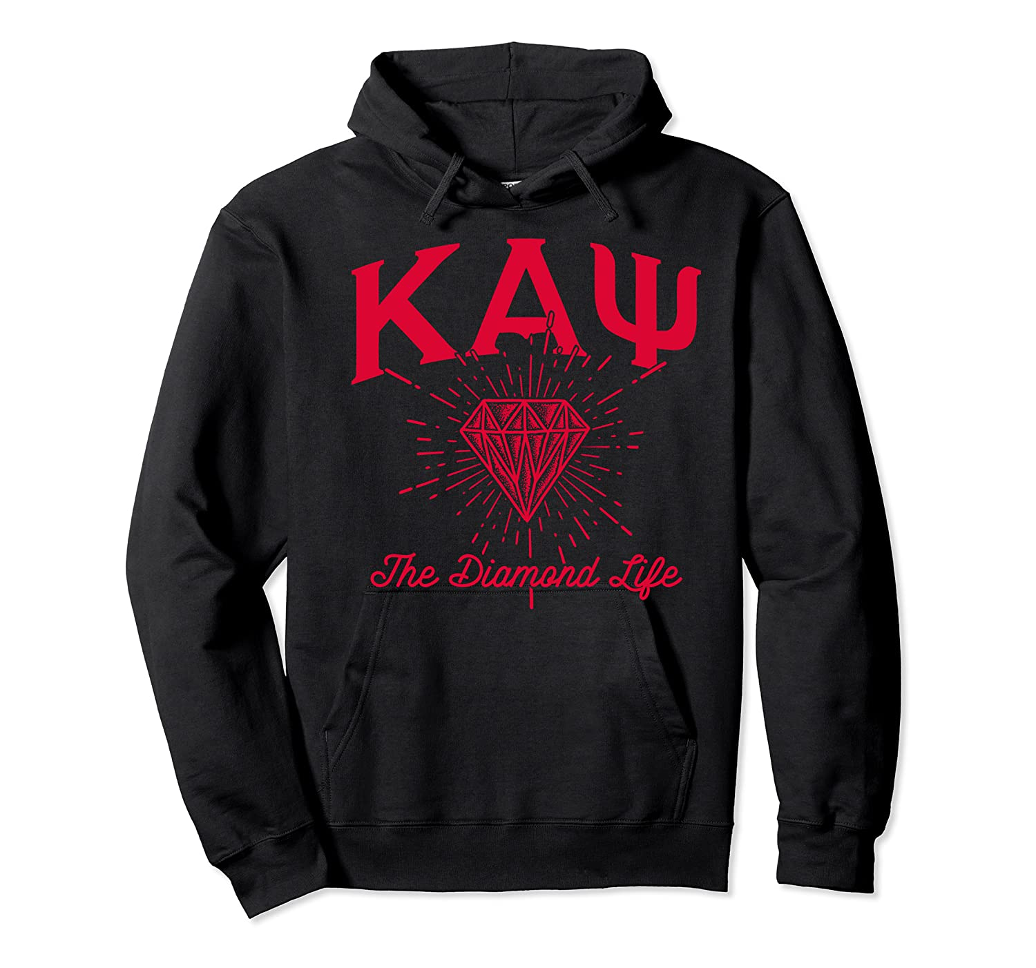 S Kappa Alpha Psi Fraternity, Inc. T-shirt Unisex Pullover Hoodie