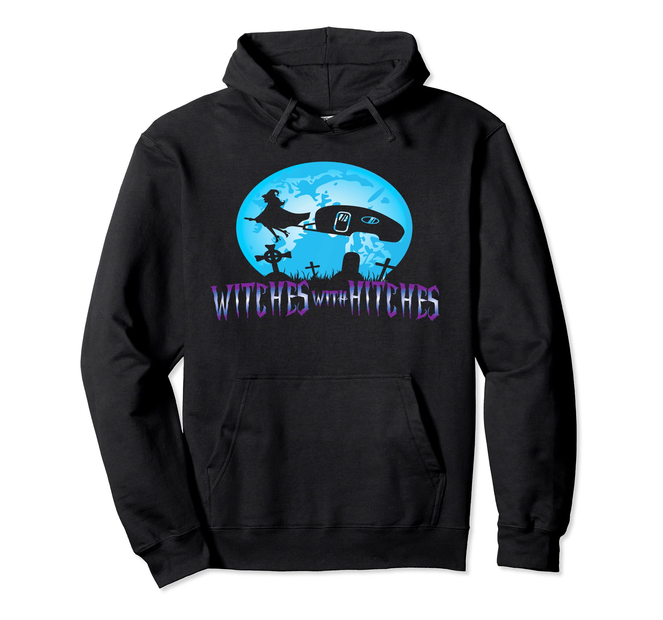 4f0b09db Witches get Hitches Trailer RV Camping Camp Hoodie-Rose – Rosetshirt