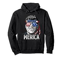 Kennedy Merica 4th Of July President Jfk Gifts Shirts Hoodie Black